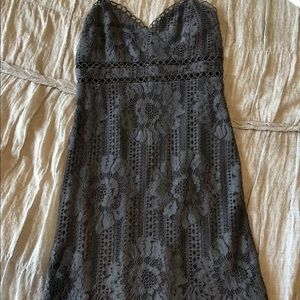 Storia gray dress size small